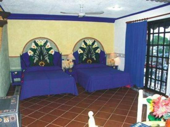 Hotel Hacienda del Caribe: Big room