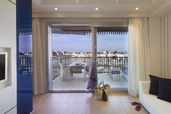 Hotel San Marco: suite, balcony