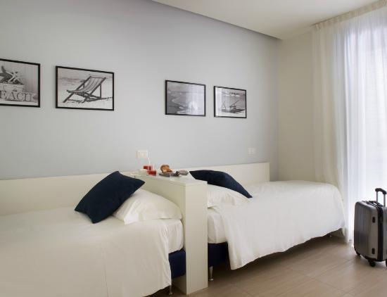 Hotel San Marco: suite, cameretta/second bedroom