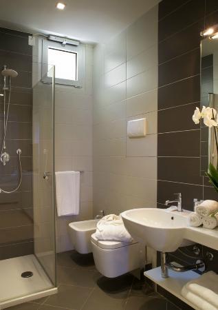 Hotel San Marco: suite, bathroom