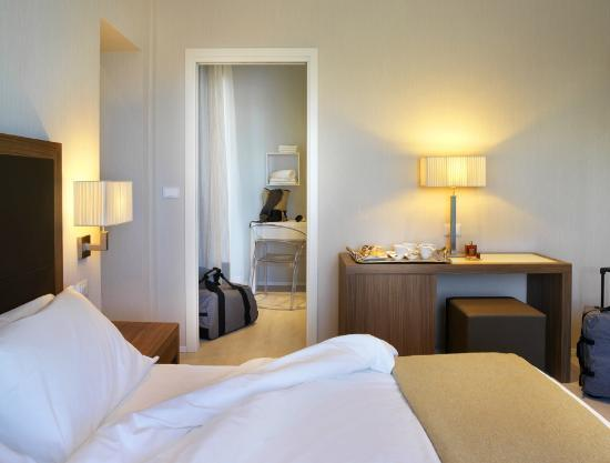 Hotel San Marco: family room
