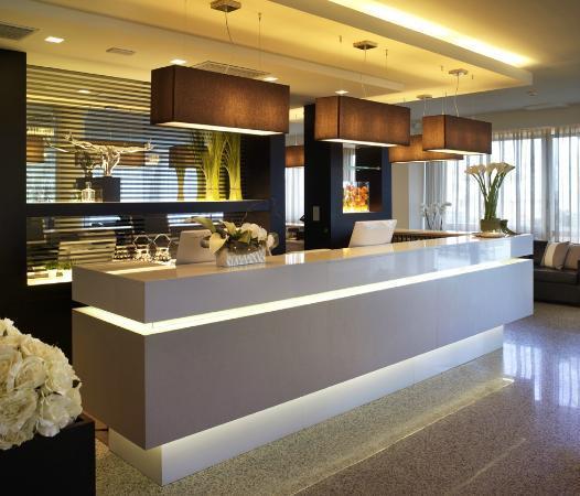 Hotel San Marco: reception
