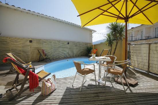 Inter Hotel Le Grillon d'Or: LE BASSIN DE DETENTE