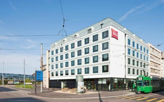 ibis Basel Bahnhof: Hotel Lage
