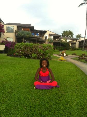 Wailea Elua Village: near the pathway that takes you everywhere!