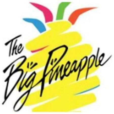 The Big Pineapple logo.