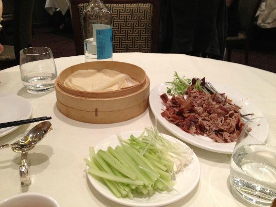 Royal China: The duck was my favorite park of the meal