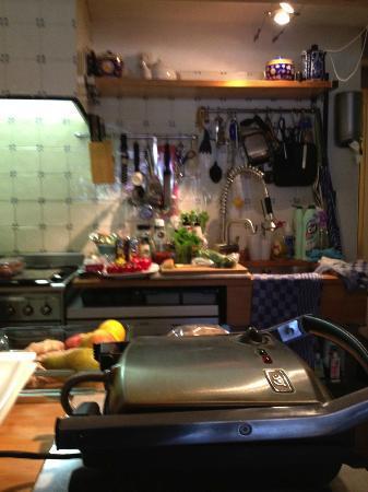 Sunhead of 1617: The Kitchen