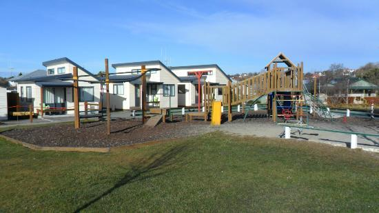 Timaru TOP 10 Holiday Park: Play ground