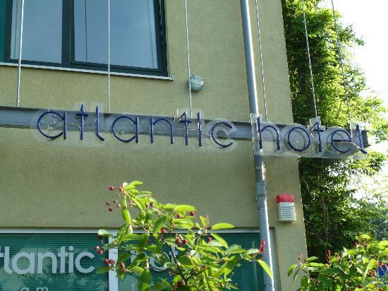Atlantic Hotel am Flotenkiel: Außen