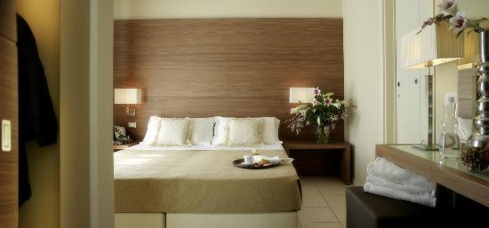 Hotel San Marco: camera rinnovata, renovated room