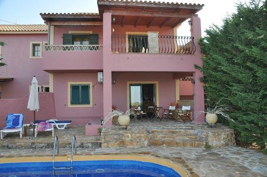 Athenea Villas: Lovely villa 6