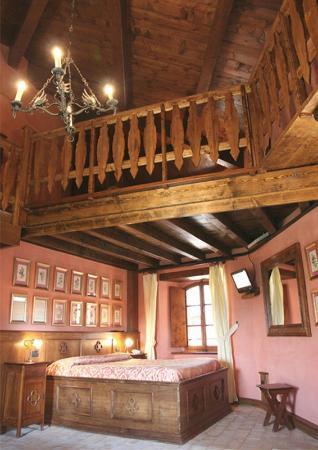 Castello di Petroia: La nostra camera