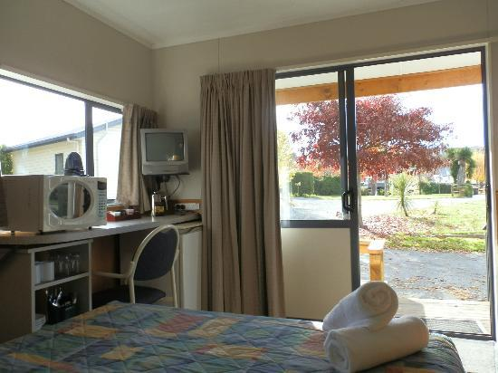 Timaru TOP 10 Holiday Park: Studio Ensuite unit