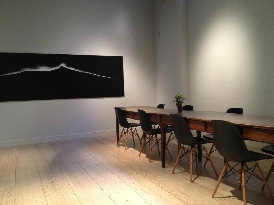 Hotel Julien: Meeting room