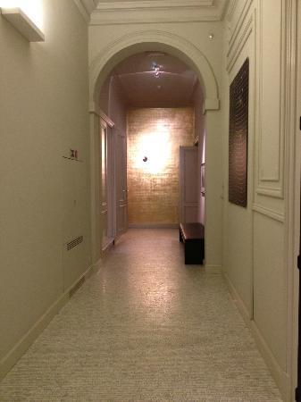 Hotel Julien: Hallway