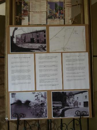 Moulin de Villefranche: historique du lieu