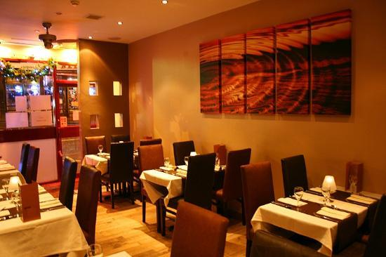 Saffron: 'Chic and Stylish' The perfect venue for your next occasion.