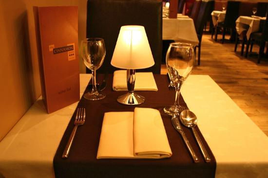 Saffron: The perfect setting for an intimate evening for two