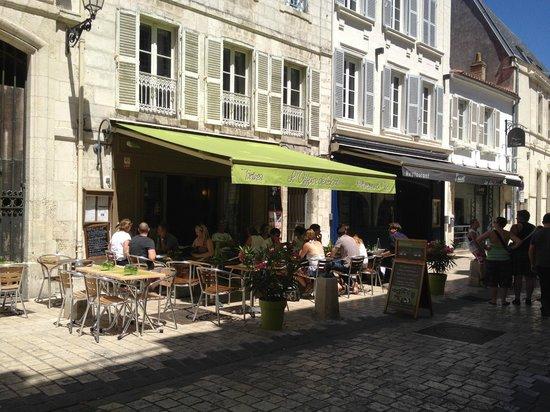 L'Affaire de Goût : terrasse sympa