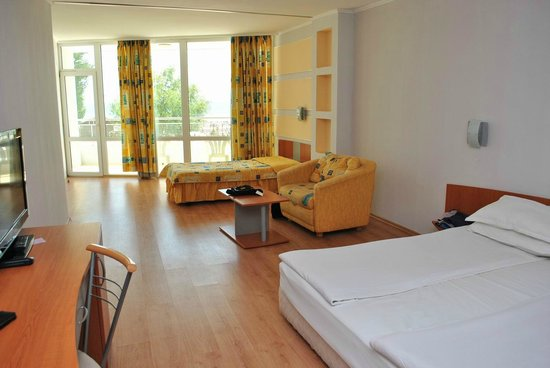 LTI Neptun Beach Hotel : Room interior