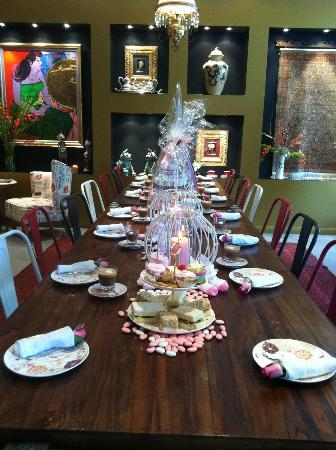 Java Spice Cafe Emporium: A baby shower for a lovely yummy Mummy who is one of our regular guests
