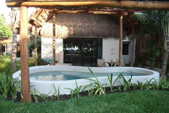 Viceroy Riviera Maya: Villa and private pool