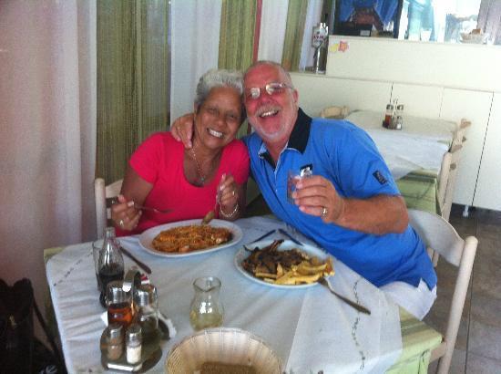 Hotel Porto Plakias: heerlijke tijd