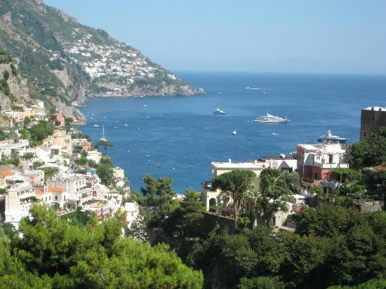 view from balcony - Picture of Hotel Royal Positano ... - photo#23