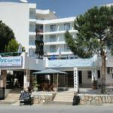 Ponz Boutique Hotel : overvıew of hotel