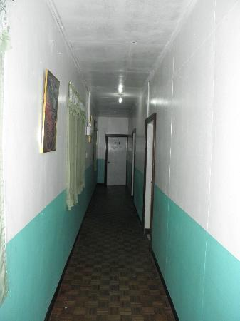 Bluefields Hotel : Corridor to Room