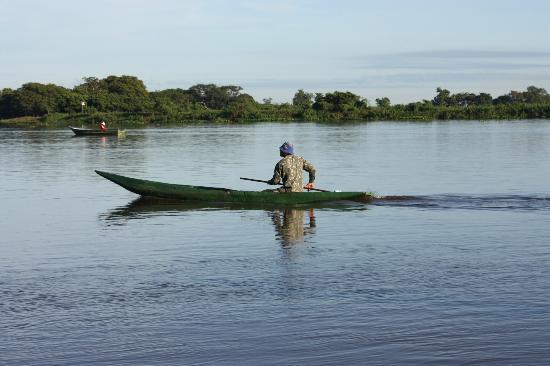 Estacao Natureza Pantanal: la police florestal