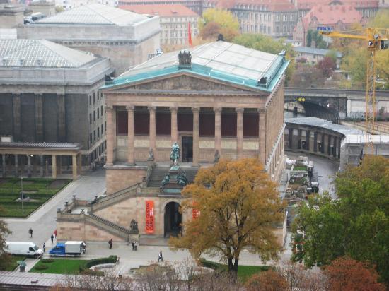 Museumsinsel: Alte Nationalgalerie