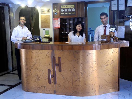 Historia Hotel: The Staff