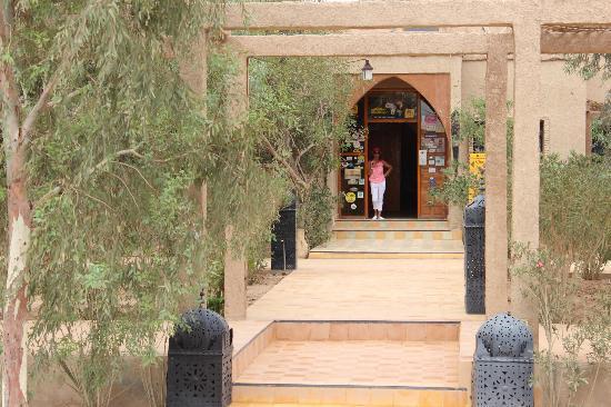 Les Portes du Desert: l'hotel