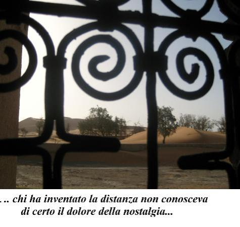 Les Portes du Desert: vista dalla camera