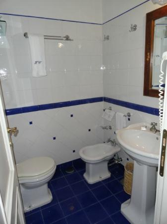 Chiaja Hotel de Charme: bagno