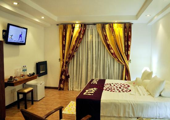 Midky Hotel: Deluxe Room