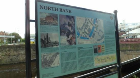 Five Weirs Walk: North Bank
