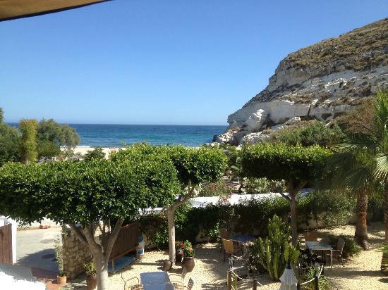 Hotel Las Calas: Panorama dalla camera