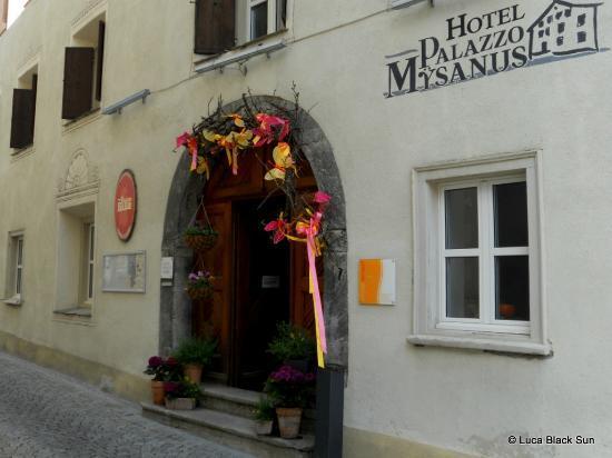 Musik & Kulturhotel Palazzo Mÿsanus