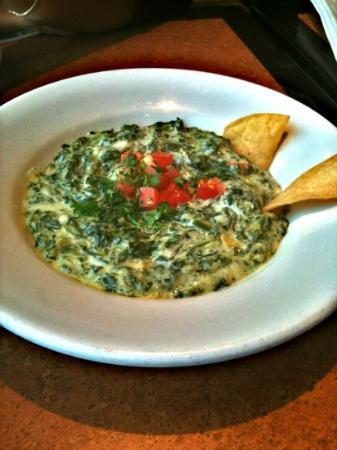 Artichoke And Spinach Dip Picture Of Tgi Fridays Miami Tripadvisor