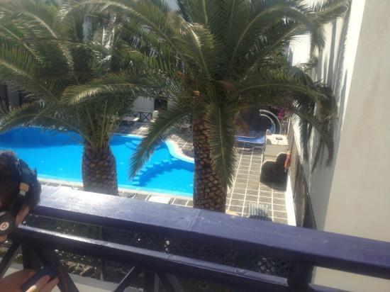Anny Studios: Balcony