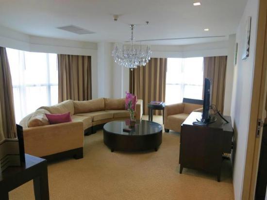 Tower Club at Lebua : Lounge room