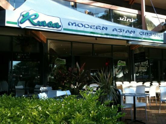 Rasa Modern Asian Cuisine Noosaville Qld
