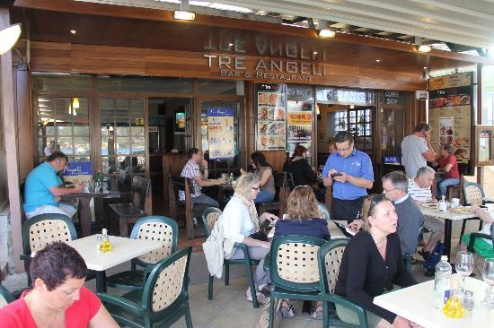 Tre Angeli Restaurant