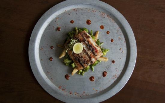 So. The Sky Kitchen : Spicy Grilled Fish – Chef's Special
