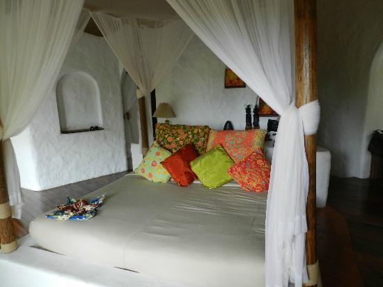 Koh Tao Cabana: Beautiful & comfortable bed