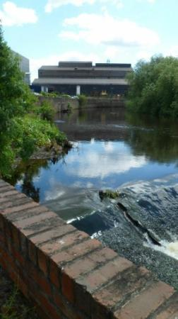 Five Weirs Walk: weir walk
