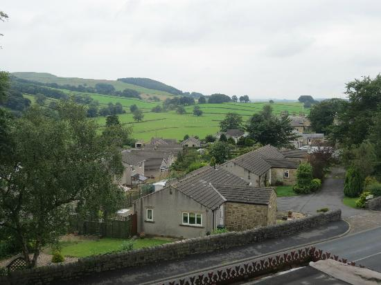 Settle Lodge: View from our Room